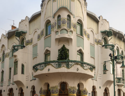 Szeged Reok Palace Hungary Art Nouveau Architecture A life without borders