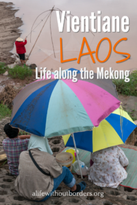 Life along the Vientiane Mekong