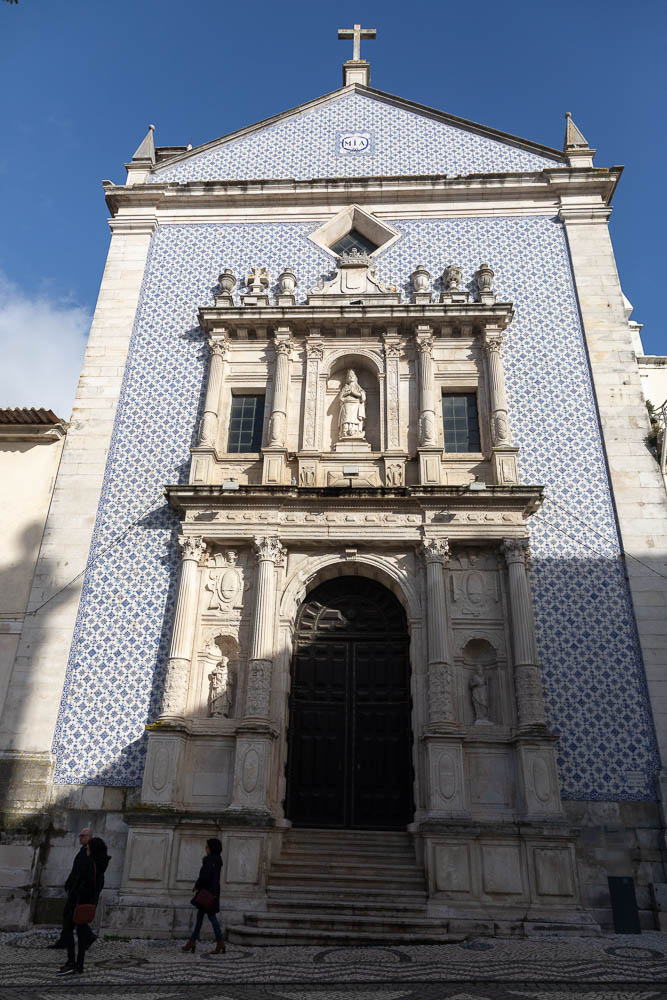 Se Cathedral in Aveiro